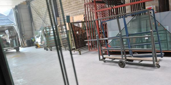 depannage verre